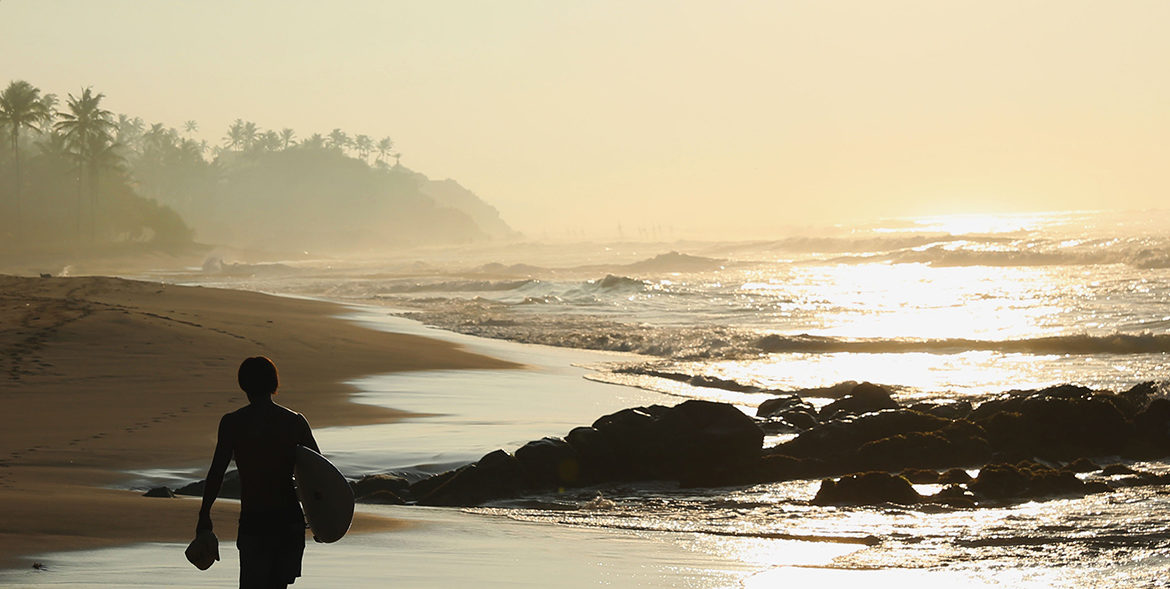 Surfing in Sri Lanka – A local shares his top surf spots