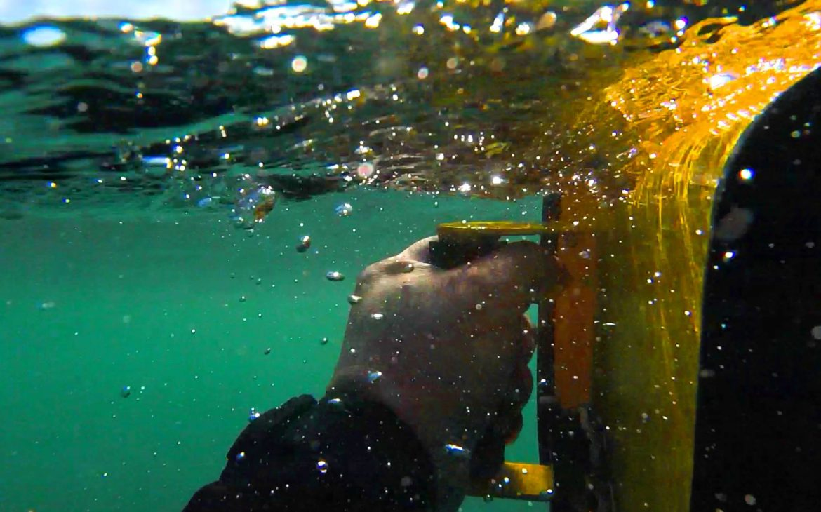 Interviewing a surf cinematographer: Footage of raw power