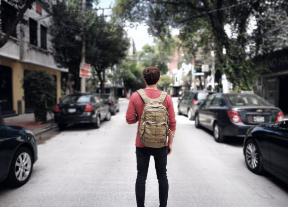 Daypack Backpacking in Central America