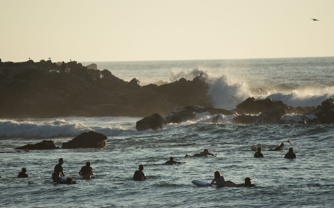 Surfing in Puerto Escondido – Good vibes & great surf