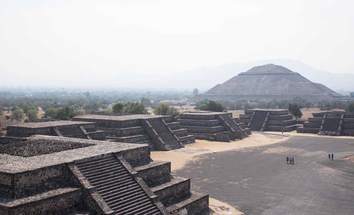 Ancient Teotihuacán – Mexico City Pyramids