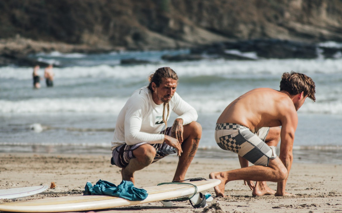 Surf Workout – Get prepared for your surf trip!