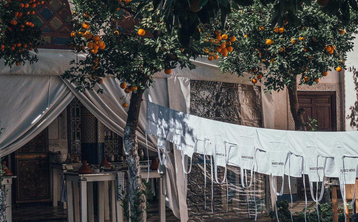 Cooking class in Marrakech – The culinary Morocco