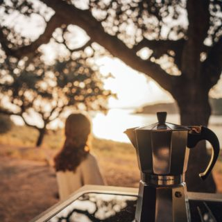 ☕️ Coffee at dawn in Portugal.☀️ ⠀ Over the weekend we did a couple of quick surveys here. It turned out, many of you like the same travels as we do: leaving the city and enjoy the simple things in life while camping. 🏕  ⠀ 🚐 We seriously can't wait to hit the road again!  ⠀ #wavesnbackpack #exploreportugal #portugalnow #wonderlustportugal #visitportugal #campervan #camperlifestyle #camperlife #vanlifemood #vanlifeadventures #homeonwheels #rollinghome #portugalbyvan #vanlifeeurope #parkedinparadise #roadtripeurope #vanlove #portugallovers #portugal_places #portugaltrip #portugal_gems